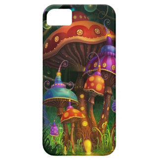 Magic Mushroom iPhone 5 Covers