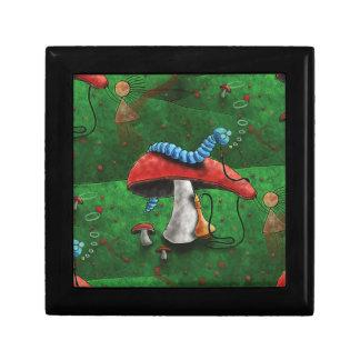 Magic Mushroom Trinket Box
