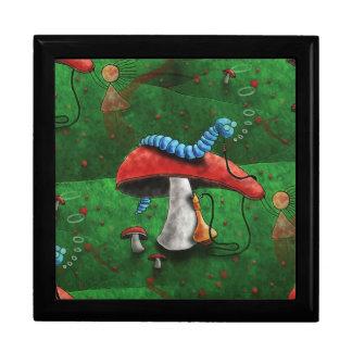 Magic Mushroom Trinket Boxes
