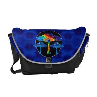 Magic Mushrooms Courier Bags