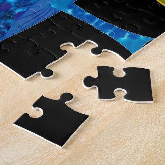 Magic Mushrooms Jigsaw Puzzle