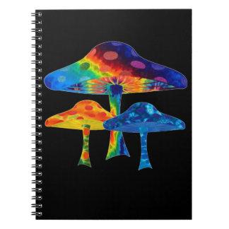 Magic Mushrooms Notebooks