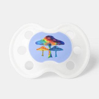 Magic Mushrooms Pacifier