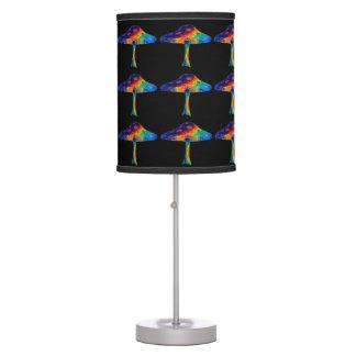 Magic Mushrooms Table Lamp