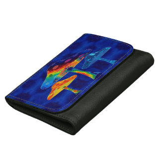 Magic Mushrooms Women's Wallet