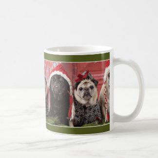 Magic of Christmas Pug Mug by Pugs and Kisses