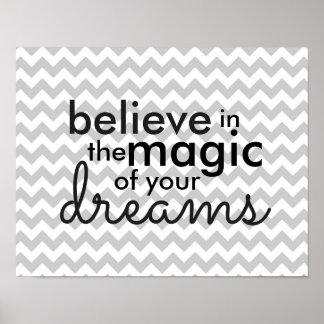 Magic of Dreams Poster