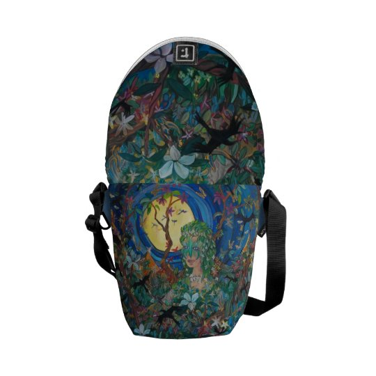 Magic of The Woods Bag by Thompson Kellett Commuter Bags