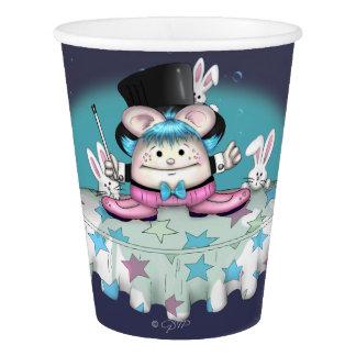 MAGIC PET  CUTE CARTOON  Paper Cup, 9 oz Paper Cup