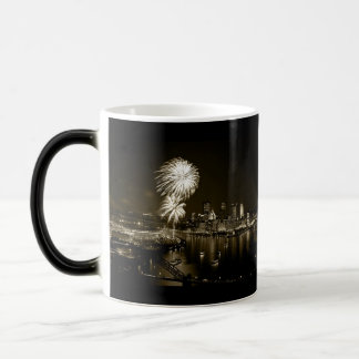 Magic Photo Mug of Pittsburgh
