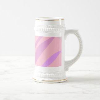 Magic Pink 18 Oz Beer Stein