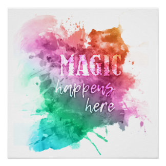"""Magic"" poster"