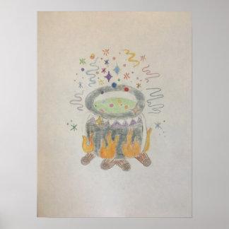 Magic Potion Poster