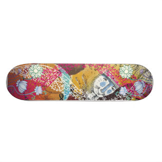 magic Rabbit Skate Deck