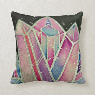 Magic Rainbow Crystal Cushion