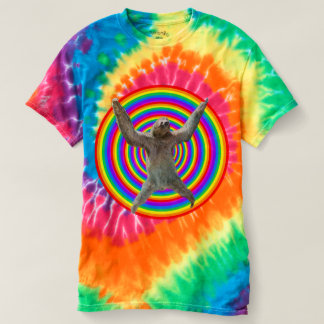 Magic Rainbow Sloth T-shirt