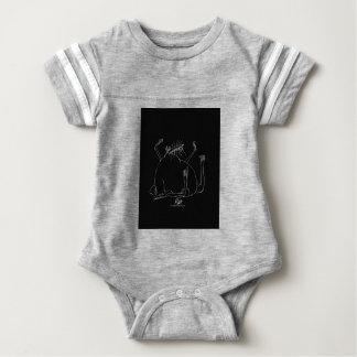 magic rat baby bodysuit