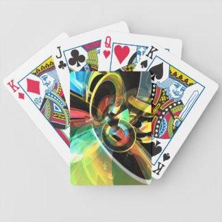 Magic Rings Bicycle Playing Cards