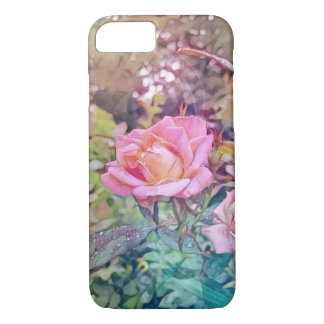 Magic rose phone case iPhone