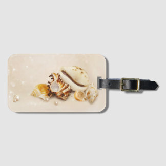 Magic Shells Luggage Tag