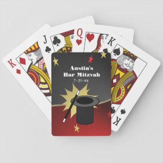 Magic Show Party Favor Poker Deck