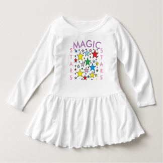 Magic stars Baby Outfit Dress