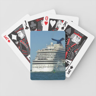 Magic Stern Bicycle Playing Cards