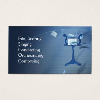 Magic Symphony Business Card