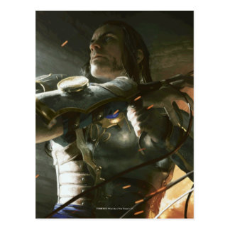 Magic: The Gathering - Gideon's Sural Postcard