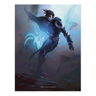 Magic: The Gathering - Jace, Memory Adept Postcard
