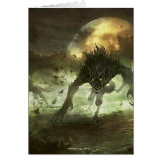 Magic: The Gathering - Moonmist Card