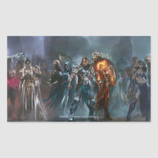 Magic: The Gathering - Planeswalker Tableau
