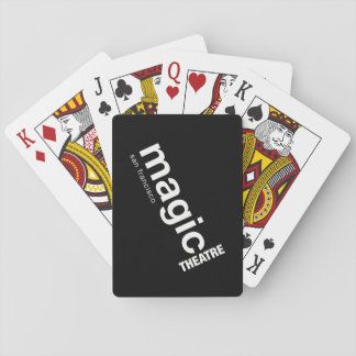 Magic Theatre's Bold, New Play(ing Cards) Poker Deck