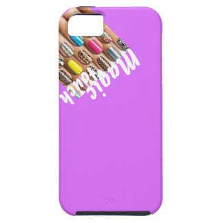 Magic touch iPhone 5 cover