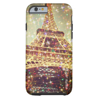 Magic Tower Eiffel. Tough iPhone 6 Case