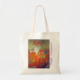 Magic Treasures Tote Bag