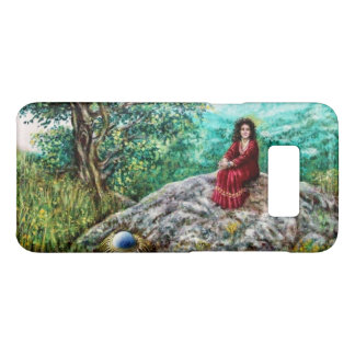 MAGIC TREE / Dawn In the Wood and Lady in Red Case-Mate Samsung Galaxy S8 Case