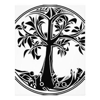 Magic Tree Letterhead
