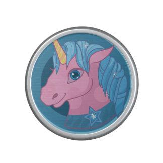 Magic Unicorn cartoon baby illustration Cute horse Speaker