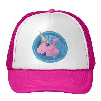 Magic Unicorn cartoon baby illustration Cute horse Trucker Hat