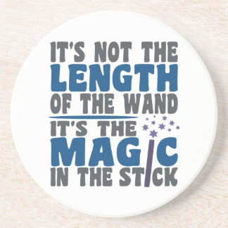 MAGIC WAND coaster