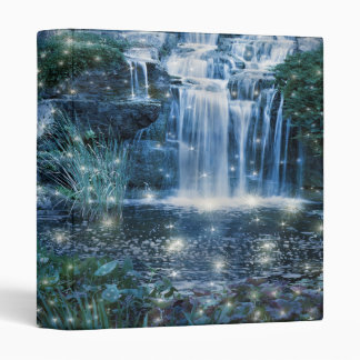 Magic Waterfall Binder