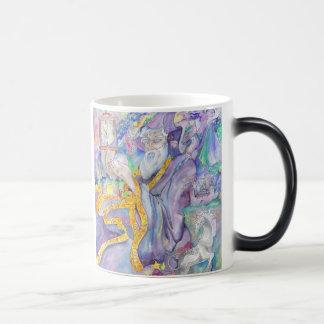 Magic Wizard Morphing Mug