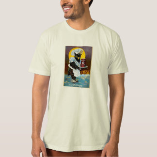 "Magic Yeast - ""It's OWL right!"" - Organic T-shirt"
