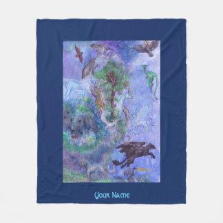 Magical Animals Blanket