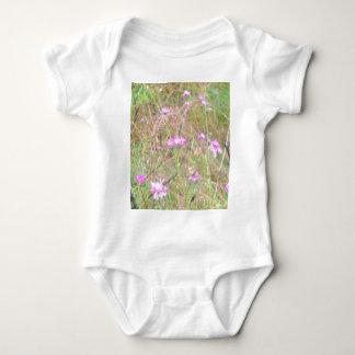 Magical beauty of meadow baby bodysuit