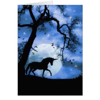 Magical Birthday with Unicorn Card