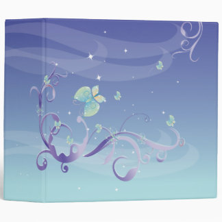 Magical  Butterfly Dreams Binder
