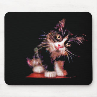 Magical cats mouse pad