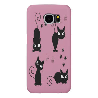 Magical cats samsung galaxy s6 cases